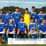 Sponsoring a local kids footie team